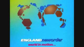 New Order World In Motion The B-Side