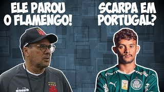 Luxa tem campanha de Libertadores / Palmeiras topa vender Scarpa?