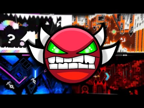 TOP 5 UPCOMING EXTREME DEMONS | Geometry Dash 2.01