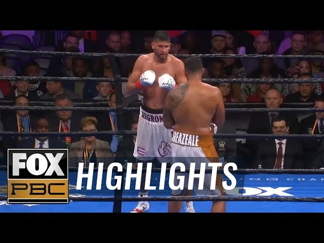 Dominic Breazeale Calls Out Deontay Wilder After Brutal Knockout Of