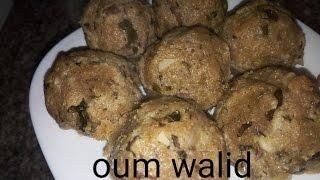 مطبخ ام وليد الخياط او الكور اكلة تقليدية