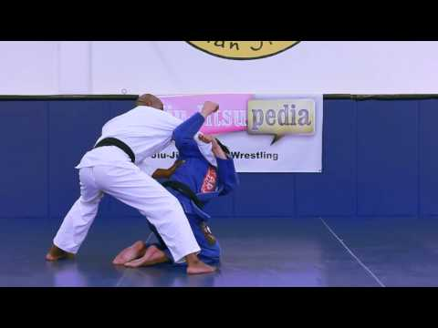 Defense To The Seoi Nage For BJJ Or Judo