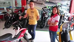 Kawasaki and Kymco Motorcycles in the Philippines