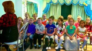 Музыкальное занятие в детском саду