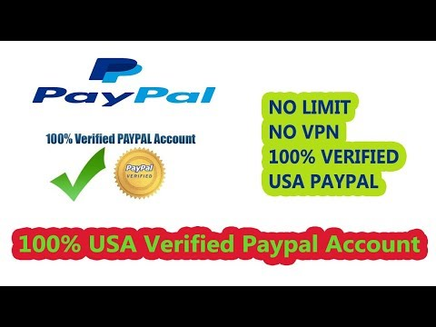 Create 100% USA verified paypal account from Bangladesh – 2018