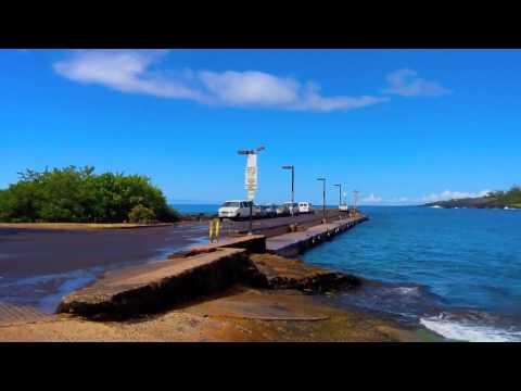 Kukuiula Harbor, Kauai, Hawaii