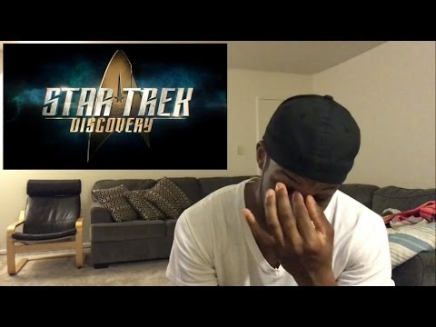Thumbnail: Star Trek Discovery First Look Trailer Reaction
