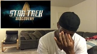 Star Trek Discovery First Look Trailer Reaction