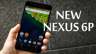 new version nexus 6p with snapdragon 820 4gb ram and android n
