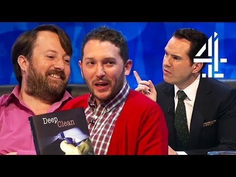 Everyone LOVES Jon Richardson's Erotic Novel! | 8 Out of 10 Cats Does Countdown | Best Mascots Pt. 2