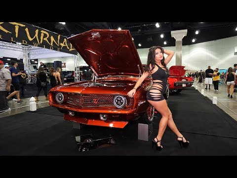 GIRLS GONE WILD IN BIKINI DUB SHOW LOS ANGELES 2016
