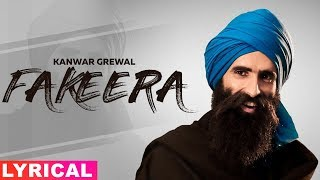 Fakeera (Lyrical) | Kanwar Grewal | Latest Punjabi Songs 2019 | Speed Records