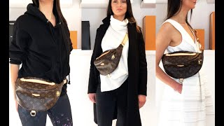 How to Wear the Louis Vuitton Bumbag in Monogram + PROs and CONs   Handbagholic