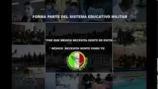 Convocatoria de Admisión Planteles Militares 2014 - Universidad del Ejercito y Fuerza Aérea