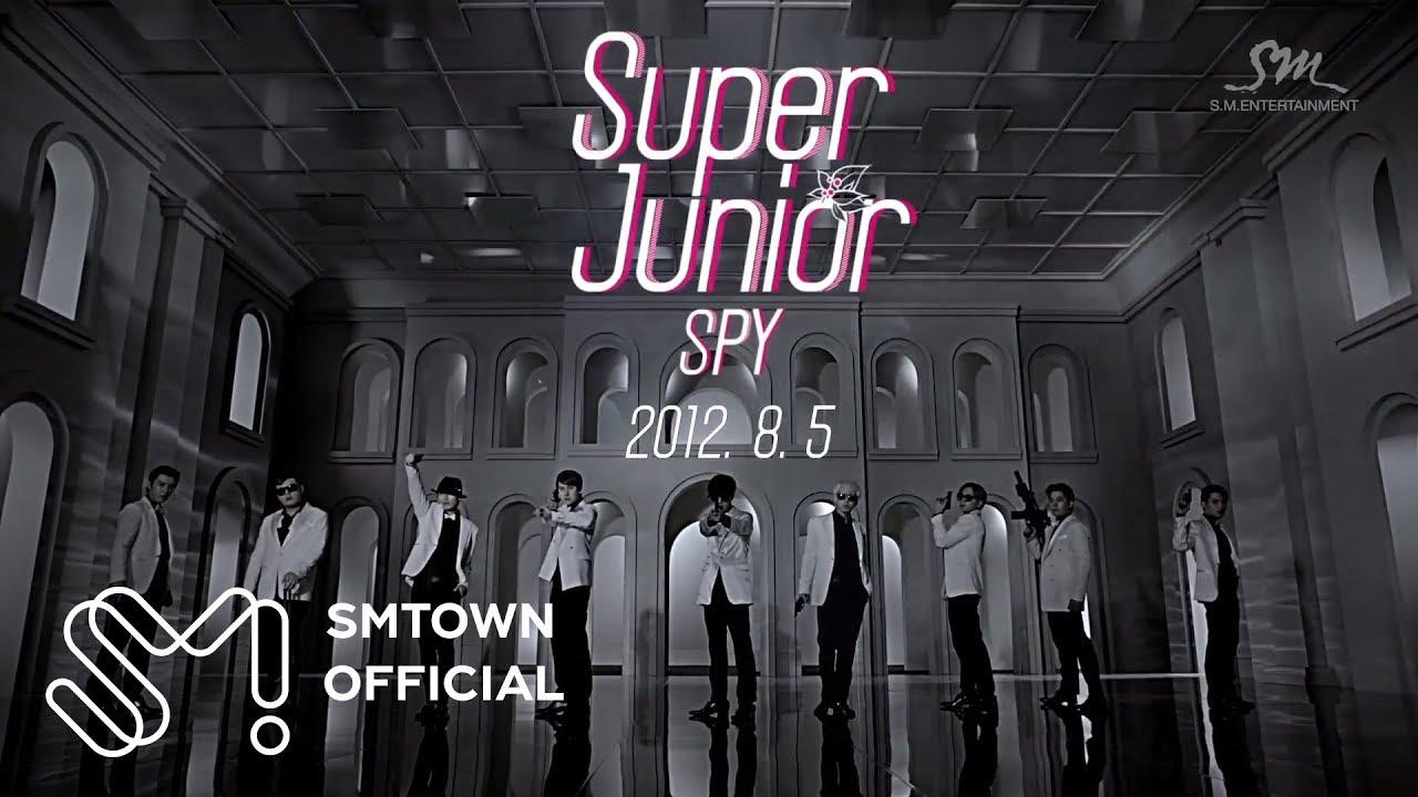 SUPER JUNIOR 슈퍼주니어 'SPY' MV Teaser