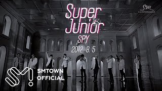 SUPER JUNIOR 슈퍼주니어_SPY_MUSIC VIDEO_TEASER
