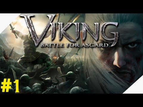 Viking Battle for Asgard видео прохождение, летсплей