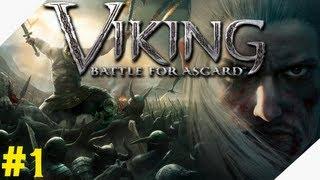 Viking: Battle For Asgard #1 (PC Gameplay/Walkthrough)