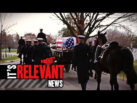 Stamford Firefighters Honor Veterans