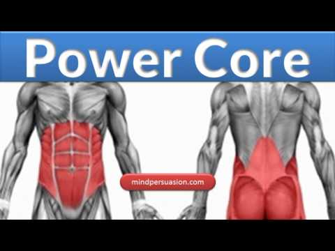 Power Core - Ripped Abs - Strong Back - Fundamental Strength And Power Blast Away Fat