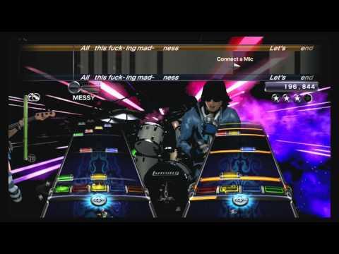 Rock Band 3 -Regenerate (Born of Osiris)