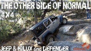 The Other SIDE OF NORMAL 4x4 | ALLOFFROAD #135