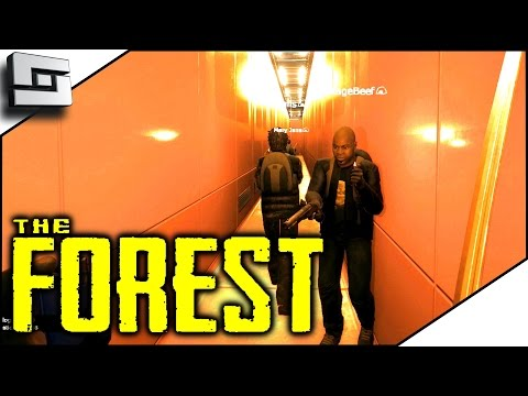 The Forest - SAHARA RESEARCH LABORATORY! S2E22 ( Multiplayer Gameplay )