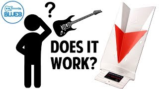 Stop the Blizzard of Nails! - The Deeflexx Sound Diffuser for Guitar Amps
