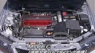 新車ファイル クルマのツボ #4.三菱 ランサー エボリューションⅨ GSR.