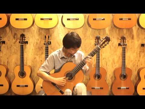 """Chinese Folk Song """"Liu Yang River"""" arranged by Wu Ke"""