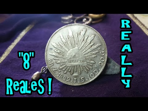 Metal Detecting, Dylan and I go to.... Mexico? 8-25-2016