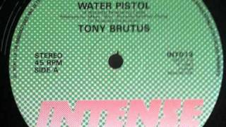 "Tony Brutus- Water Pistol (12"")"