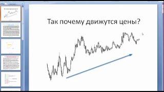 Урок 2 Почему движутся цены