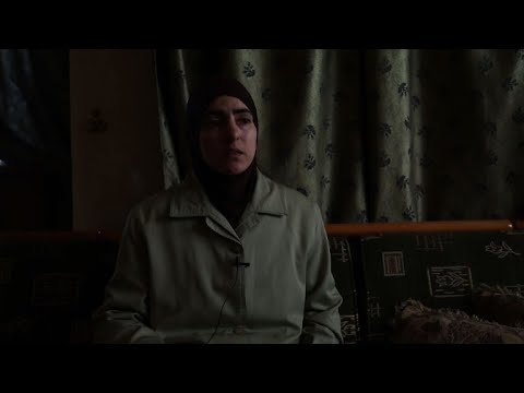 American mother in Syria's Ghouta urges Trump to 'do something'