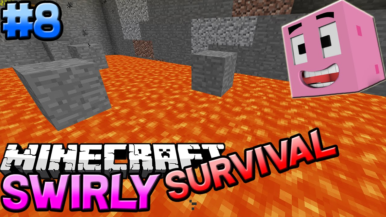 Download Minecraft : Swirly Survival Episode 8 - THE ULTIMATE WEAPON?! (Minecraft Roleplay)