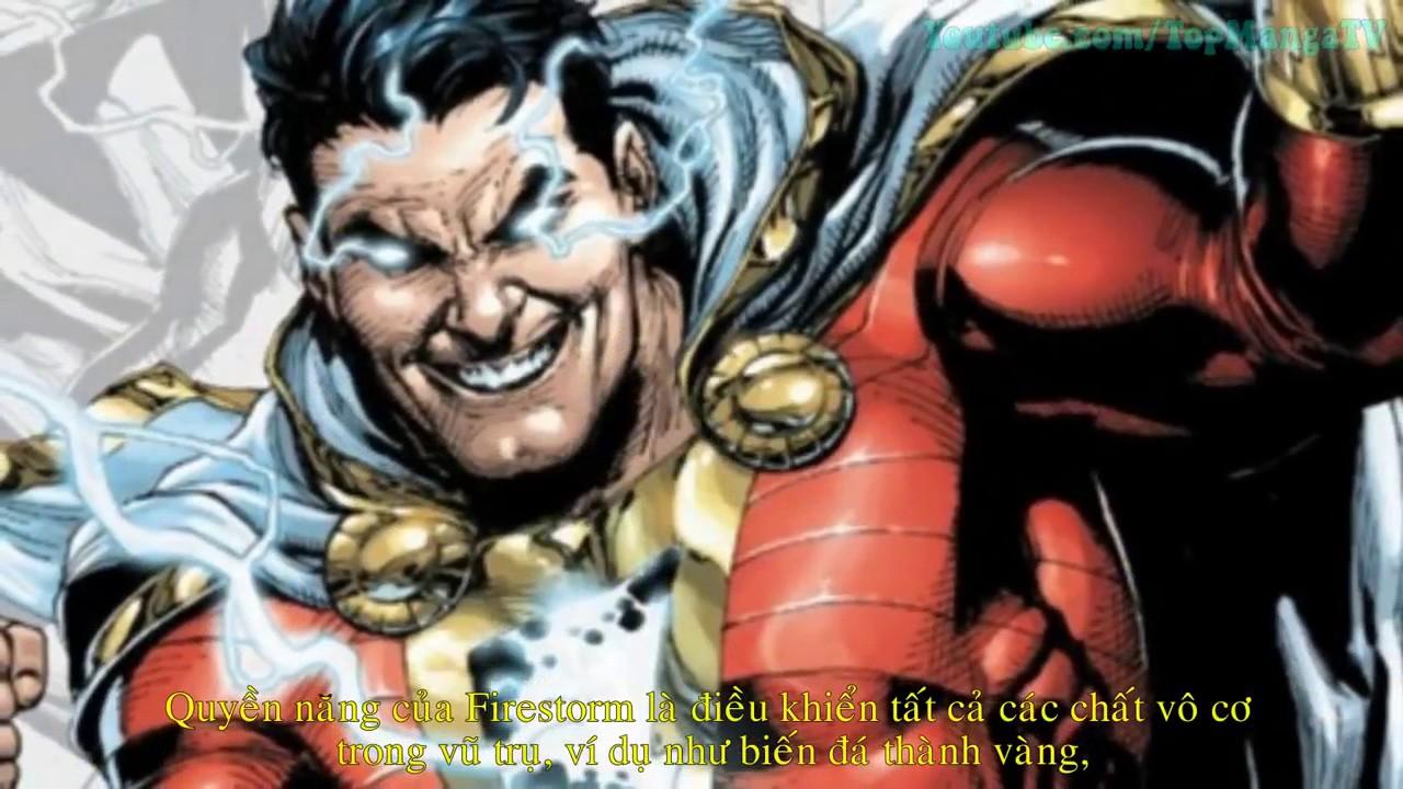 Top Manga HD - Ai là siêu anh hùng mạnh nhất trong DC và Marvel