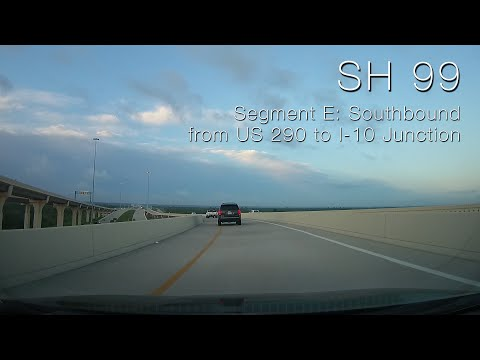 SH 99: Grand Parkway Toll Road (Segment E)