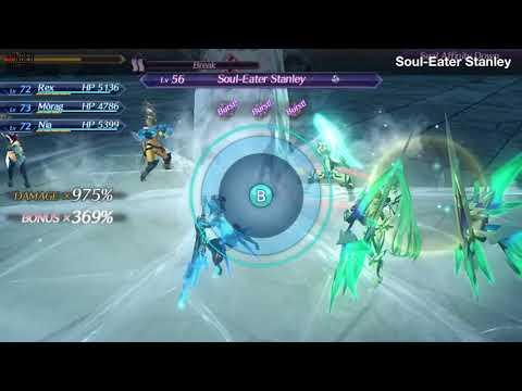 [Xenoblade Chronicles 2] Unique Monsters Land of Morytha (Zenobia Affinity)