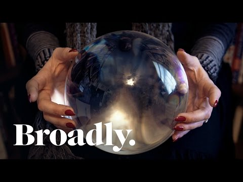 This Female Magician Is A Real Crystal Ball Buster