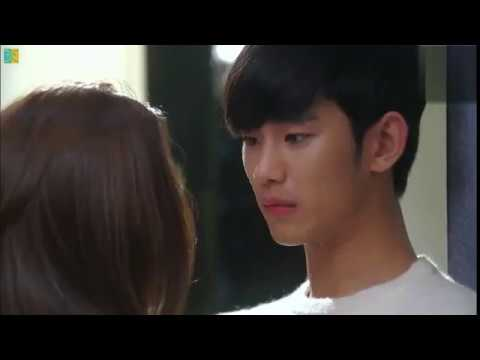 my-love-from-the-star-episode-2-funny-moment-cheon-song-yi-,do-min-joon