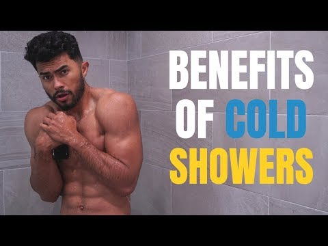 6 Benefits Of Cold Showers You Didn't Know Of