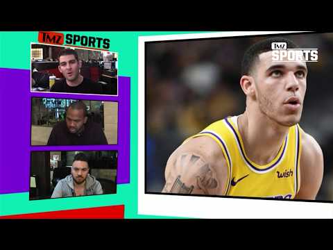 Lonzo Ball Sent a Painful Message To His Father | TMZ Sports