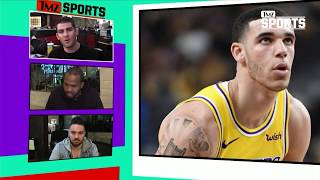 Lonzo Ball Sent a Painful Message To His Father   TMZ Sports
