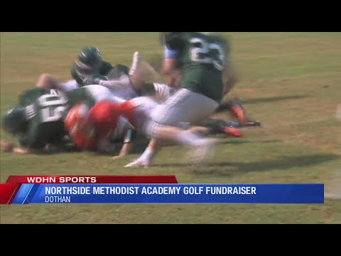 Northside Methodist Academy's first golf tournament  will be  held Friday, April 10th