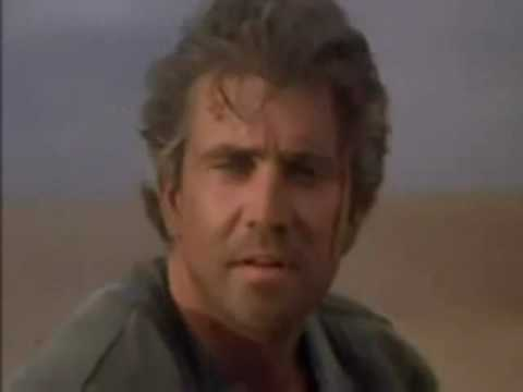 Mel Gibson Tribute to Hero - Mad Max 3