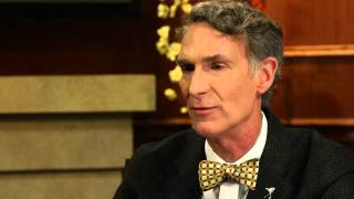 Bill Nye and LeVar Burton Answer Social Media Questions | Larry King Now | Ora TV