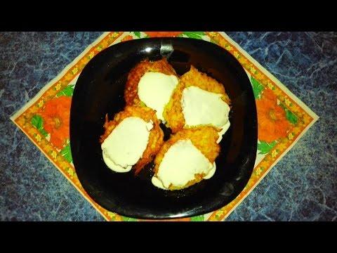 Рецепт классических белорусских драников из картошки