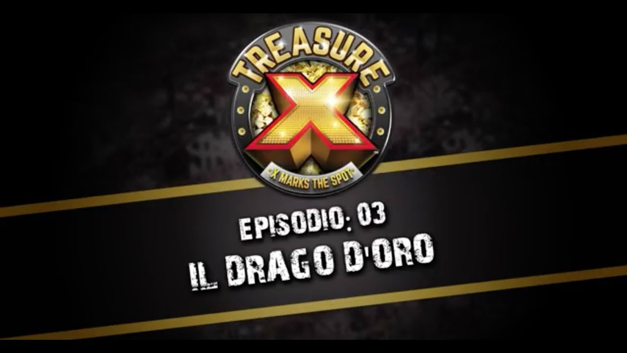 Giochi Preziosi | Treasure X - Episodio 3