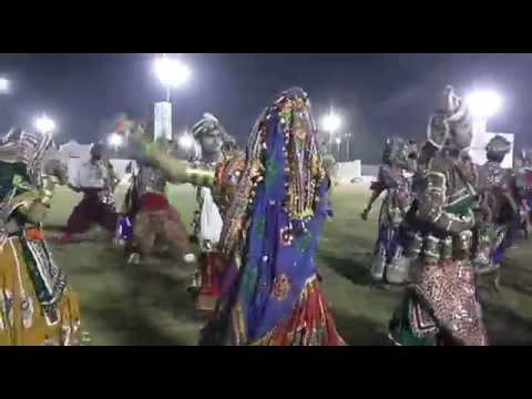 Live Navratri Non Stop Garba Song at Lions Club Gandhinagar Gujarat Part   3