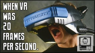 The Story of Virtuality | Nostalgia Nerd